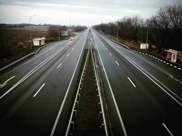 Технология нанесения дорожной разметки